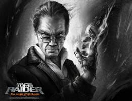 Tomb Raider:Angel of Darkness- Pieter Van Eckhardt by Inna-Vjuzhanina