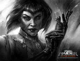 Tomb Raider: Angel of Darkness - Kristina Boaz by Inna-Vjuzhanina