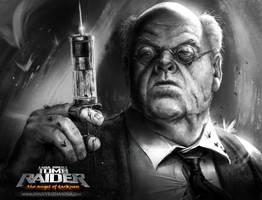 Tomb Raider: Angel of Darkness - Dr. Grant Muller by Inna-Vjuzhanina