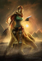 Tomb Raider: the Last Revelation by Inna-Vjuzhanina