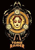 Tomb Raider 1 - Wheel of Adventure by Inna-Vjuzhanina