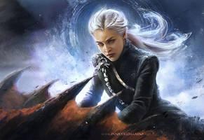 *Dracarys!* by Inna-Vjuzhanina