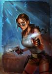 Tomb Raider 1998 by Inna-Vjuzhanina