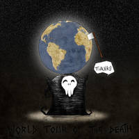 World Tour Of The Death by ensombrecer