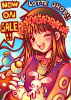 lotte shop by guri-chan