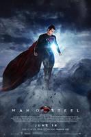 Man of Steel by visuasys