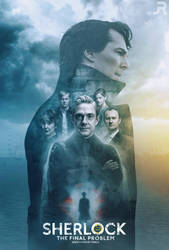 SHERLOCK Series Four - The Final Problem by visuasys