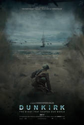 DUNKIRK - Poster #2 by visuasys