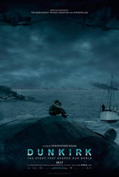 DUNKIRK (Poster #4) - SEA by visuasys