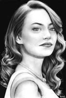 Emma Stone 3 by airlabrador