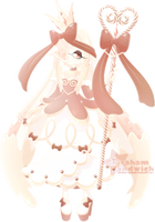 White Chocolate Inkling by Ghiraham-Sandwich