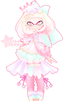 Princess Pearl by Ghiraham-Sandwich