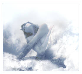 Lady in the Clouds by itsmestupid89