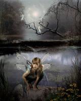 Fairies lake by guylaine