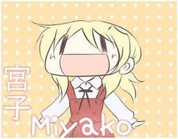 Miyako - Hidamari Sketch by HavenHawk