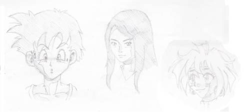 Sketch by Yoh92