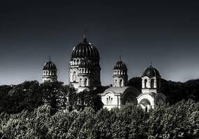 The Cathedral - Riga, Latvia by versatile-lv