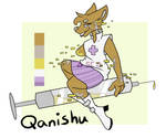 [8$] Qanishu [OPEN] by Sketchic-Cartoons