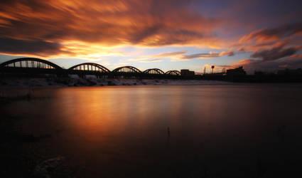 bridge of bride II by MistyTableau
