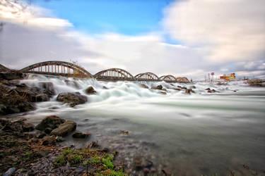 bridge of bride III by MistyTableau