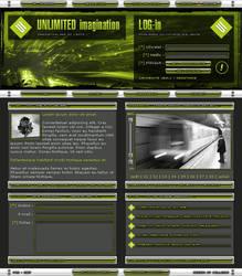 web template - cohortatio 12 by cohortatio