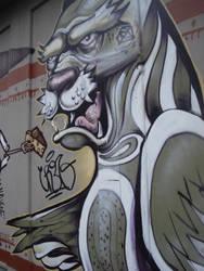 Graffiti Amsterdam 1 by le-liups