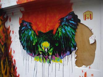 Graffiti Amsterdam 2 by le-liups