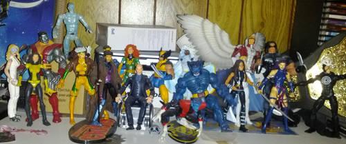 X-Men by JMoney667