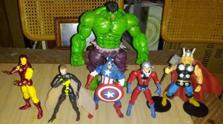 Avengers! by JMoney667