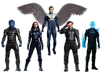 Original X-Men! by JMoney667