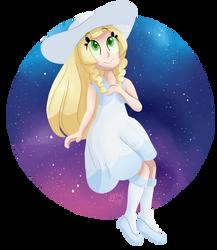 Lovely Little Lillie by JovialFire