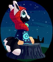 Stargazer [Art Fight] by JovialFire
