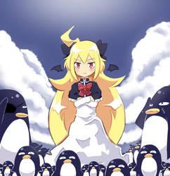 Penguin Trooper by freedomthai