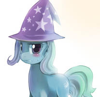 Don't staring at The Great and Powerful Trixie ! by freedomthai