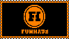 Funhaus Stamp by comic7ragedy
