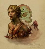 Valkyrie Portrait by Elamen