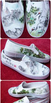 Crane Mountain Shoes by someorangegirl