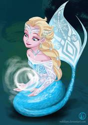 Frozen Bubble by Nabilum