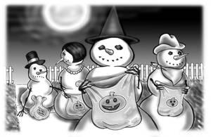 Halloween is My Xmas 2000 by Matttowler