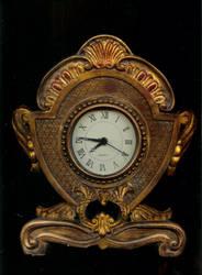 STOCK - Clock by allison712
