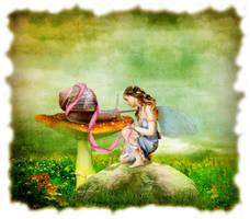 Fairy Pet: Best of Friends by allison712