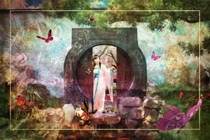 Paradise by allison712