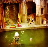 Get Outta The Bath Already by allison712