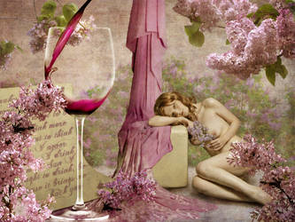 Lilac Wine by allison712