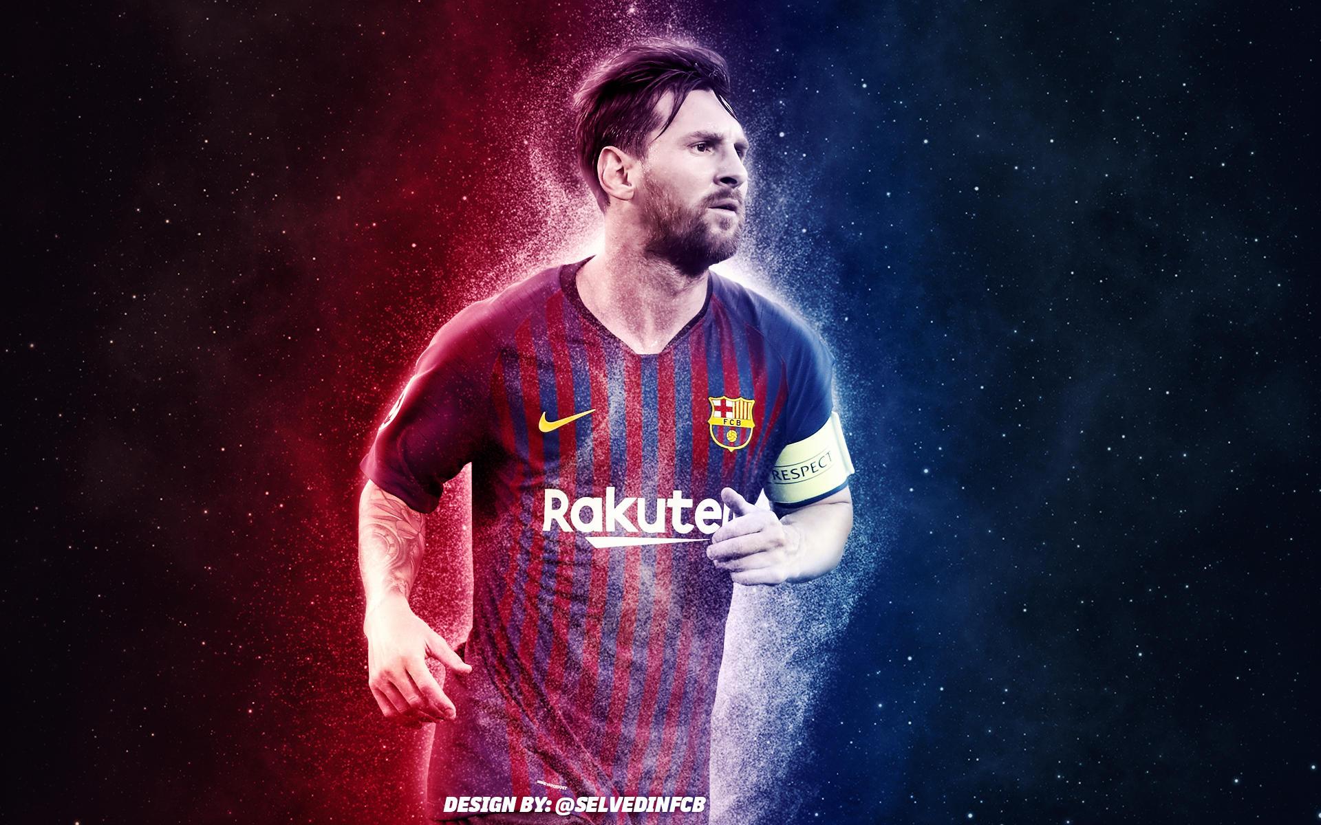 Lionel Messi Full Size Hd: Lionel Messi 2019 HD WALLPAPER By SelvedinFCB On DeviantArt