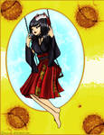 +Art Trade+ Yuki No Usagi by Getemono
