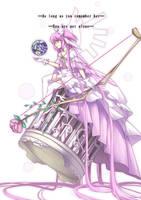 GODDESS MADOKA by Yukisora