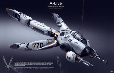 INSIDE 44 A-Live 2 by darmardesign