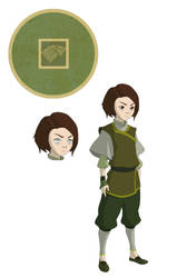 Earth Kingdom Arya by pip11