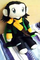 :Loki Plushie: by Arkeresia